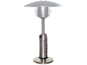 Garden Radiance Stainless Steel TableTop Outdoor Patio Heater - GS3000SS