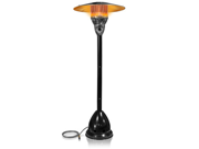 Garden Radiance Natural Gas Black & Stainless Steel Patio Heater - GS4150NGBK