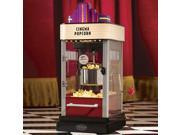 Nostalgia Electrics HKP-200 Hollywood Kettle Popcorn Maker Machine