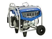 Yamaha EF5500D 4500 Watt Gas Powered Professional RV Backup Portable Generator