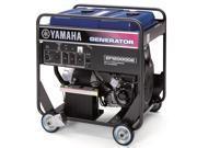 Yamaha EF12000DE 12000 Watt Gas Power Electric Start Portable RV Generator