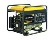 Subaru RGX7500 7500 Watt 14 HP Gas Powered Industrial Portable Power Generator