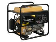 Subaru RGX4800E 4800 Watt 9.0 HP Gas Powered Electric Start Power Generator
