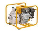 Subaru PKX220ST 2-Inch Self-Priming Centrifugal NPT Threaded Water Pump 153 GPM