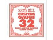 Ernie Ball single .032 nickel wound
