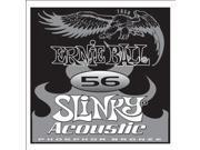 Ernie Ball single .056 Slinky Acoustic Phos Bronze