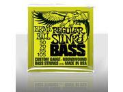 Ernie Ball 2832 Regular Slinky Bass String Set (50-105)