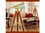 15-45X50 Anchor Master Telescope w/ Floor Tripod