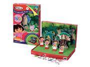 Dora the Explorer Colorforms 3D Deluxe Play Set
