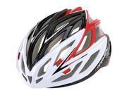 Louis Garneau 2015 X-Lite Road Cycling Helmet - 1405953 (Red/black - M)