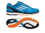 Adidas 2014 Men's adizero Sport II Golf Shoe (Solar Blue/Running White/Black - 11.5)