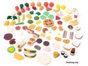 Step2 101 Pc Play Food Assortment