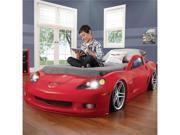 Step2 Corvette Toddler to Twin Bed w/ Lights