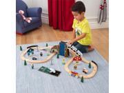 KidKraft Euro Express Train Set