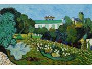 Van Gogh Paintings: Daubigny's Garden - Hand Painted Canvas Art