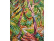 Landscape - Hand Painted Canvas Art