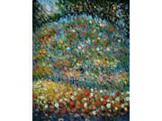 Klimt Paintings: Apple Tree - Hand Painted Canvas Art