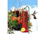 Perky Pet Planter Boxor Hanging Basket Hummingbird Feeder