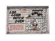 Camp Chef Log Cabin Dutch Oven Cookbook