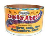 Tanglefoot Bird Repellent 2 inch X 100 ft Repeller Ribbon