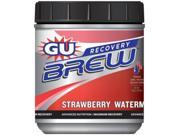 Gu Recovery Brew Strawberry/Watermelon, 2 Lb