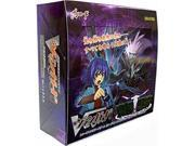 Cardfight Vanguard JAPANESE VG-BT03 Demonic Lord Invasion Booster Box [30 Packs]
