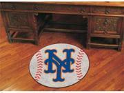 New York Mets Baseball Rugs
