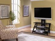 Cruise Flat Panel TV Stand with Integrated Mount