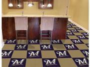 Milwaukee Brewers Carpet Tiles