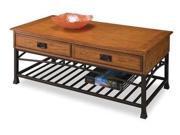 Modern Craftsman Coffee Table