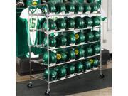 Football Helmet Cart