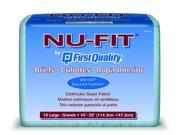 Nu-Fit® Briefs By First Quality