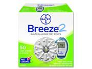 Bayer's Breeze®2 Blood Glucose Test Discs