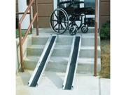 Aluminum Wheelchair Ramp With Storage Case