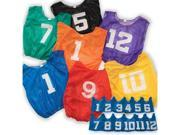 Lightweight Numberd Scrimmage Vest