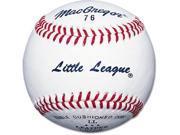 Macgregor® #76c Little League® Baseball