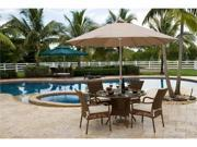 Grenada 5 Piece Table and Chairs Set