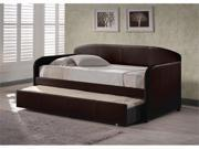 Hillsdale Furniture Springfield Brown Daybed (without trundle)
