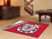 US Coast Guard Rug