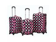 Fusion Three Piece Luggage Set - by Fox Luggage