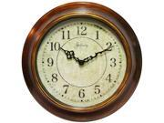 The Keeler Wall Clock - by Infinity Instruments