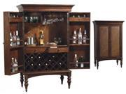 Cherry Hill Bar Cabinet - by Howard Miller