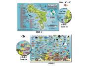 Franko Maps Bonaire Reef Creatures Fish ID