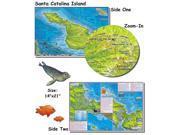 Franko Maps Santa Catalina Island Map