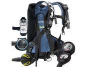 Oceanic Biolite Travel BCD, Scuba Diving BC - X-Small