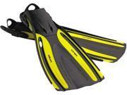 Oceanic Viper Fins (Open Heel) - Yellow - Regular