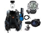 Oceanic Probe/Neo FDX10 Scuba Diving Package XX-Large