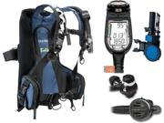 Oceanic FDX10, Air XS, Biolite BC and Pro Plus 2.1 - Large