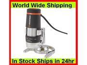 Celestron International 44302-A Deluxe Handheld Digital Microscope
