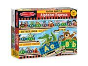Melissa & Doug Alphabet Express Floor Puzzle